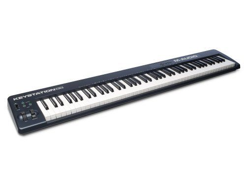 teclado M-Audio Keystation 88 II