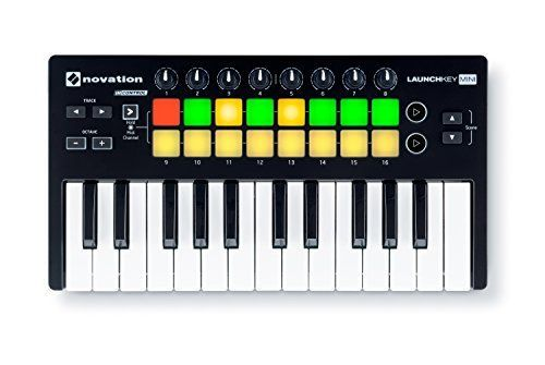 novation launchkey controladora midi