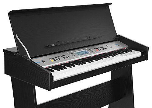 FunKey II DP-61 - Piano digital con soporte